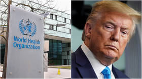 Trump vows to put 'very powerful hold' on US funding to WHO over response to Covid-19