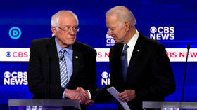 'I need to earn your votes': Biden tries to lure in Bernie supporters, but sales pitch flops HARD