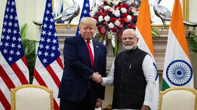 'Thank you India!' Trump praises 'strong leader' Modi after Delhi allows exports of drug touted as Covid-19 treatment