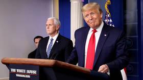 Trump gloats over ABC 'fake news' as medical intelligence refutes shock report, denies warning Washington of Covid-19 in November