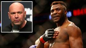 'You think I'm worried about a limb?': UFC fighter who power-drilled his own scrotum laughs off threat from rival ahead of UFC 249