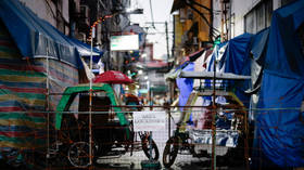 Philippines stops health workers going abroad to fight Covid-19 outbreak