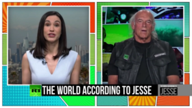 Jesse Ventura on international wars in the age of coronavirus
