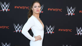 'Don't ask what happened': Ex-WWE star's wife pleads for help after wrestler VANISHES amid fears he DROWNED in beach tragedy