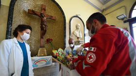 Europe's coronavirus death toll passes 75,000 milestone – AFP tally