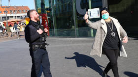 Most Germans oppose lifting restrictions as Merkel's govt set to talk loosening Covid-19 lockdown