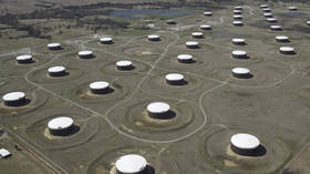 US oil storage to hit its limit by mid-May