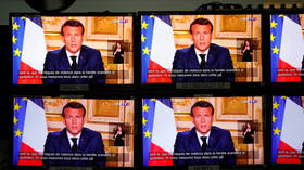 'We weren't prepared': Macron extends France's lockdown till May 11