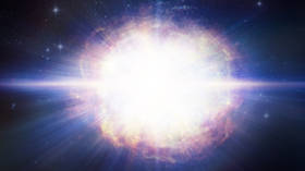 Astronomers detect supernova so powerful it was previously thought IMPOSSIBLE
