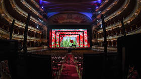 Covid-19 strikes Moscow's LEGENDARY Bolshoi Theater, dozens of staff test positive