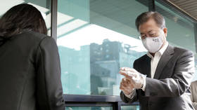S. Korea holds parliamentary election amid pandemic