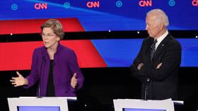 Elizabeth Warren officially endorses Democrat Joe Biden for 2020 election