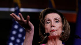 Pelosi's motives questioned for labeling Zoom a 'Chinese entity' after waving off remote voting for Congress