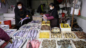 Hypocrisy: British govt sought out 'BUSINESS OPPORTUNITIES' in China's wet markets as public health body warned Brits to stay away