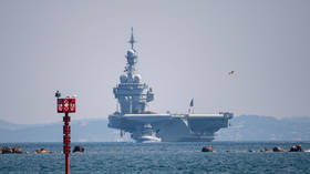 France launches probe into Covid-19 outbreak on its only aircraft carrier as 20 sailors remain in hospital, 1 in intensive care