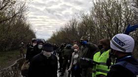 Donetsk, Kiev complete 1st E. Ukraine prisoner swap this year