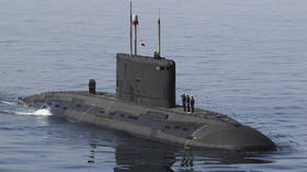 Iranian Navy chief considers construction of NUCLEAR-powered submarines after new flare-up in Persian Gulf