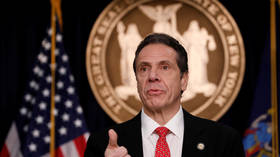 Cuomo extends New York lockdown 'in coordination with other states' to mid-May despite claim that 'worst is over'