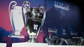 UEFA to discuss holding Champions League 'mini tournament' in late August