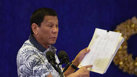 'It would be like martial law. You choose': Philippines leader Duterte threatens to deploy troops to enforce Covid-19 quarantine