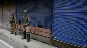 At least 2 troopers killed in militant attack on paramilitary police in Indian-controlled Kashmir