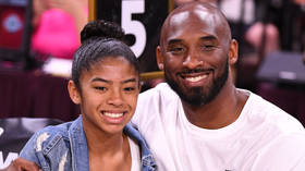 'She would have been the best player': Vanessa Bryant praises basketball bosses as daughter who died with Kobe is honored in draft