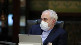 Iranian FM heads to Syria to talk security & terrorism