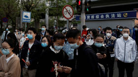 Beijing rejects Australia's 'groundless questions' on its handling of coronavirus