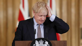 Boris Johnson must resign now. His lousy leadership has cost us thousands of lives