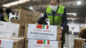 If China's 'coronavirus charm offensive' is working on Italians, it's thanks to the West's failures