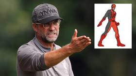 'Taking sh*tposting to a national level': Singapore scraps Liverpool-hating coronavirus superhero after he 'offends' fans