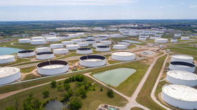 Oil inventories near breaking point as American Petroleum Institute reports 13 million barrel build