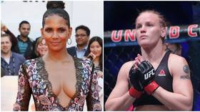 'I really broke some bones': Hollywood star Halle Berry speaks on bruising fight scenes with UFC champ Valentina Shevchenko