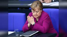 'We're on the thinnest of ice': Angela Merkel warns Germans against complacency as country begins to ease lockdown