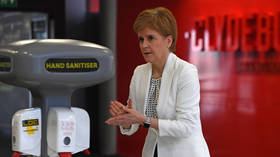 Scotland's Sturgeon lays out plan to ease Covid-19 lockdown before London, but says 'return to normal' not yet on the cards