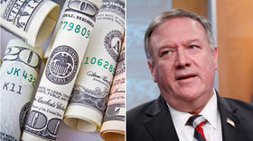 Pompeo hints US may NEVER restore WHO funding…as China ponies up an extra $30mn amid still-raging Covid-19 pandemic