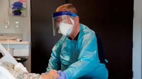 US coronavirus fatalities jump as over 3,000 die in 24 hours in 2nd deadliest Covid-19 day nationwide