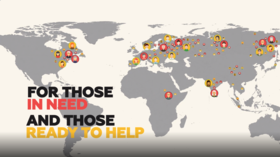Our Turn to Act: RT launches live map connecting volunteers & those needing help amid coronavirus