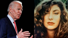 Blast from the past: Recording of a call to Larry King bolsters Tara Reade's claim Joe Biden sexually assaulted her