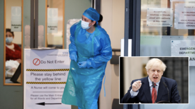 'It's a national catastrophe': BoJo ridiculed upon return after claiming many are looking at UK's 'APPARENT SUCCESS' on Covid-19