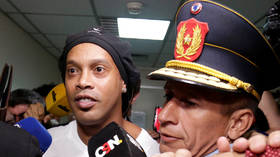 'I never imagined going through this': Shocked Ronaldinho opens up on prison stay as Brazil icon admits he is praying for release