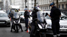 'Possible terrorism': Car RAMS French motorcycle police, seriously injuring two officers