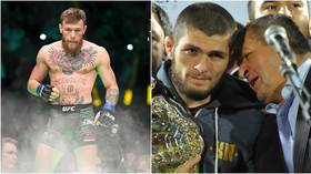 'Abdulmanap still can't talk or move': Father of UFC champ Khabib Nurmagomedov in 'serious condition' after Covid-19 coma