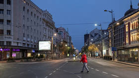 Serbia cautiously eases lockdown, plans to restart public transport