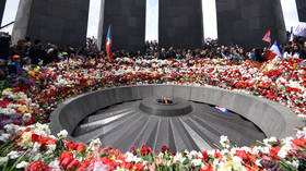 Ukraine denies Armenian genocide, refers instead to 'tragic events of April'