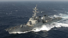 Go battle Covid-19 at home! Chinese Navy 'expels US warship from territorial waters'