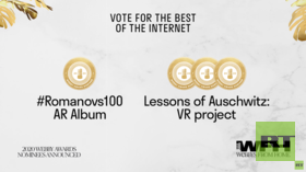 We need your vote! RT projects nominated for 'Internet Oscars' Webby Awards 2020