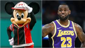 Taking the Mickey? NBA 'considering finishing season at Disney World'