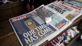 'One way to pay for headlines': Backlash after UK govt gifts newspapers £35m Covid-19 advertising bump