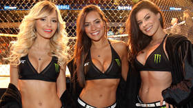The UFC's commitment to its Octagon girls may be tested to the full by coronavirus chaos